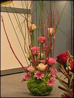 www.floristic.ru - Флористика. Петербург. Ленэкспо. Свадьба в стиле винтаж.