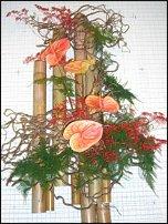 www.floristic.ru - Флористика. Москва, выставки икэбана