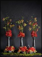 "www.floristic.ru - Флористика. Мастер-класс японского флориста Хайме Ичи ""Свадебные композиции и букеты"" 25.03.2008"