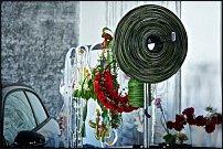 """www.floristic.ru - Флористика. Шоу-показ Вячеслава Роска """"Свадьба 2011. Новые тенденции..."""""""