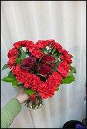 www.floristic.ru - Флористика. Работаем, работаем...  Работаем в День Валентина!!! (конкурс-отчет)