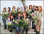 www.floristic.ru - Флористика. Флористику в массы! (про показы и обучение)