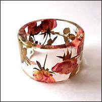 www.floristic.ru - Флористика. Роза в эпоксидной смоле