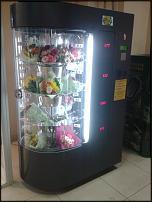www.floristic.ru - Флористика. Продаем цветочные автоматы