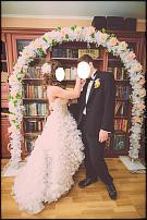 www.floristic.ru - Флористика. Свадебная арка