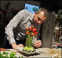 www.floristic.ru - Флористика. Семинар Жиля Бояра 3-7 июня, 2014 в Москве