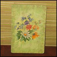 www.floristic.ru - Флористика. Деревянные открытки
