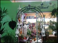www.floristic.ru - Флористика. Арка кованая новая выс. 230см