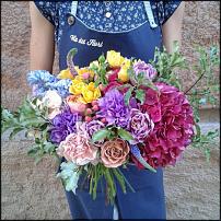 www.floristic.ru - Флористика. Фартуки  для флористов.