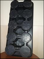 www.floristic.ru - Флористика. Распродажа поддоны под горшки транспортные кассеты