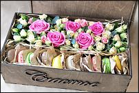 www.floristic.ru - Флористика. Деревянные ящики с вашим лого