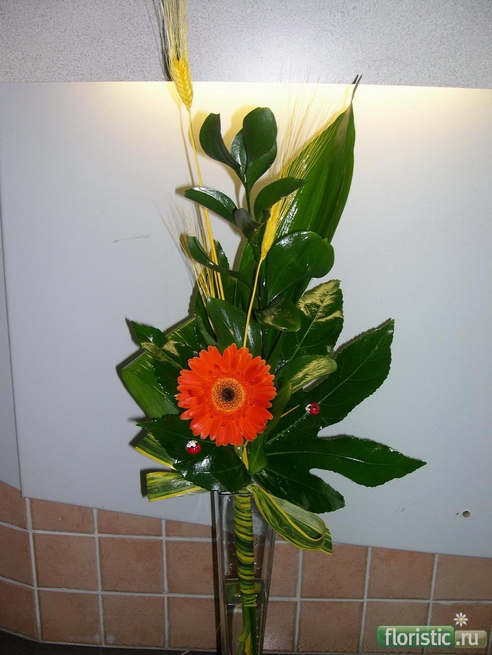 Как собрать недорогой букет цветов своими руками