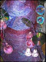 "www.floristic.ru - Флористика. Мастер-класс по новогодней флористике в ""Бизнес-букете"" 16.10.2009"