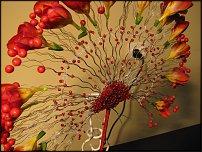 """www.floristic.ru - Флористика. В. и А. Бермяковы.Андреас Верхейен.Петербург. Шоу """"Особый случай"""" 4.12.2009 г."""
