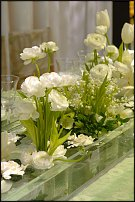 www.floristic.ru - Флористика. Оформление стола.