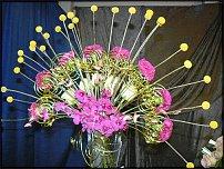 """www.floristic.ru - Флористика. Анна Кузнецова.Показ в """"Амадее""""(Москва) 21.01.10"""