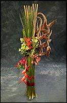 """www.floristic.ru - Флористика. Вячеслав Рошка.Показ в """"7 цветов""""(Москва) 27.01.2010"""