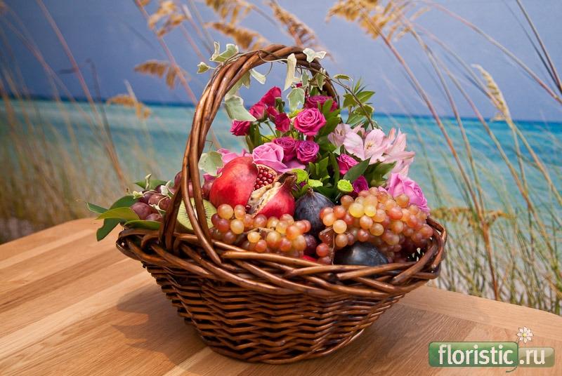 Как сделать корзину для фруктов своими руками