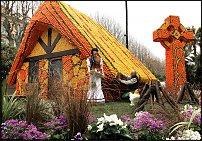 www.floristic.ru - Флористика. Праздник лимонов. Франция, город Ментон