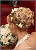 www.floristic.ru - Флористика. Украшения из живых цветов