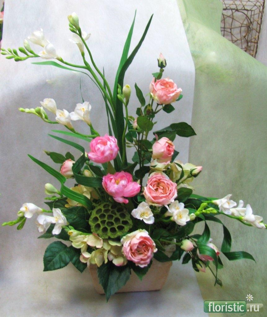 Искусственные цветы для флористики купить минск купить оптом в москве горшочные цветы