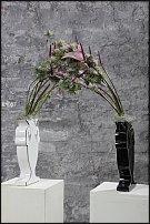 """www.floristic.ru - Флористика. Мастер-класс Вячеслава Роска """"Сны Снежной Королевы"""" 13.10.2011"""