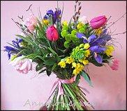 www.floristic.ru - Флористика. Спиральный букет