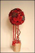 www.floristic.ru - Флористика. Новогодние корзинки, букеты и т.д. Работы форумчан.