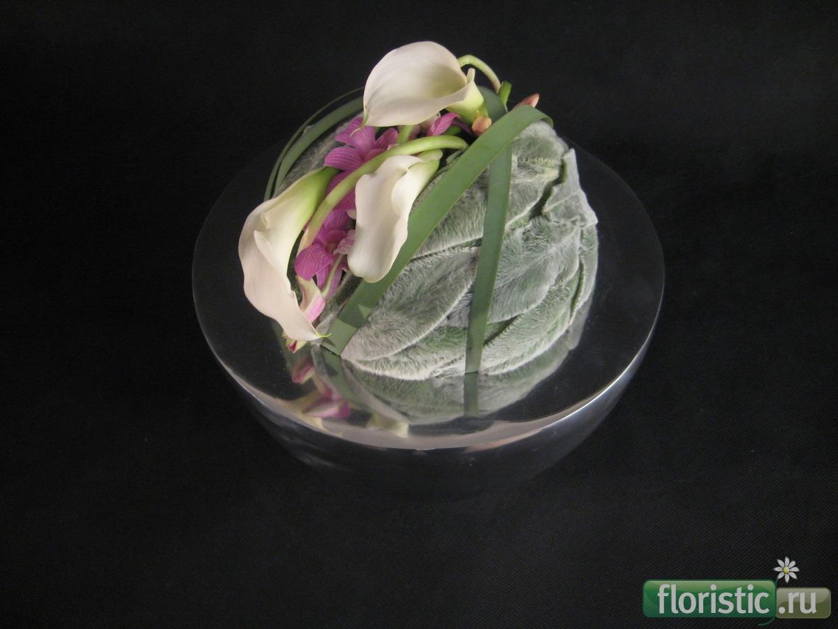Школа флористического дизайна николь