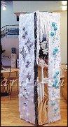 www.floristic.ru - Флористика. Оформление колонн