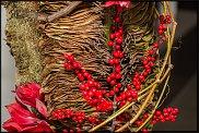 www.floristic.ru - Флористика. Рождественский показ «Floral Revolution»