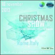 www.floristic.ru - Флористика. «Готовимся к Рождеству» шоу Араика Галстяна и Савина Мацей в Риме