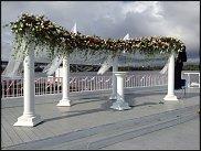 www.floristic.ru - Флористика. Вот такой декор, для свадьбы сделали!