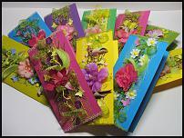 www.floristic.ru - Флористика. Открытки ручной работы