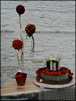 """www.floristic.ru - Флористика. Командный конкурс флористов """"Украинская свадьба"""""""