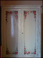www.floristic.ru - Флористика. Роспись деревянной мебели