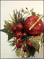 www.floristic.ru - Флористика. Продаю новогодние декор-вставки в букеты и корзины