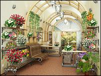 www.floristic.ru - Флористика. Интерьеры цветочных магазинов