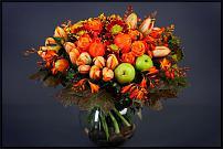 www.floristic.ru - Флористика. Студийное портфолио букетов