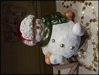 www.floristic.ru - Флористика. Новогодние фигуры,пакеты,открытки