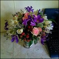www.floristic.ru - Флористика. Ищу работу на свадьбах (мероприятиях)
