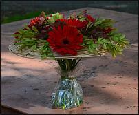 www.floristic.ru - Флористика. Букеты на каркасах