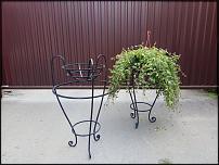 www.floristic.ru - Флористика. Две стойки под вазоны