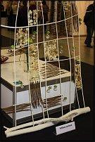 www.floristic.ru - Флористика. Ширмы, шторы, витражи из неординарных материалов