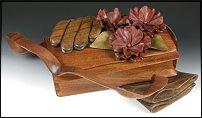 www.floristic.ru - Флористика. Цветы ручной работы из дерева