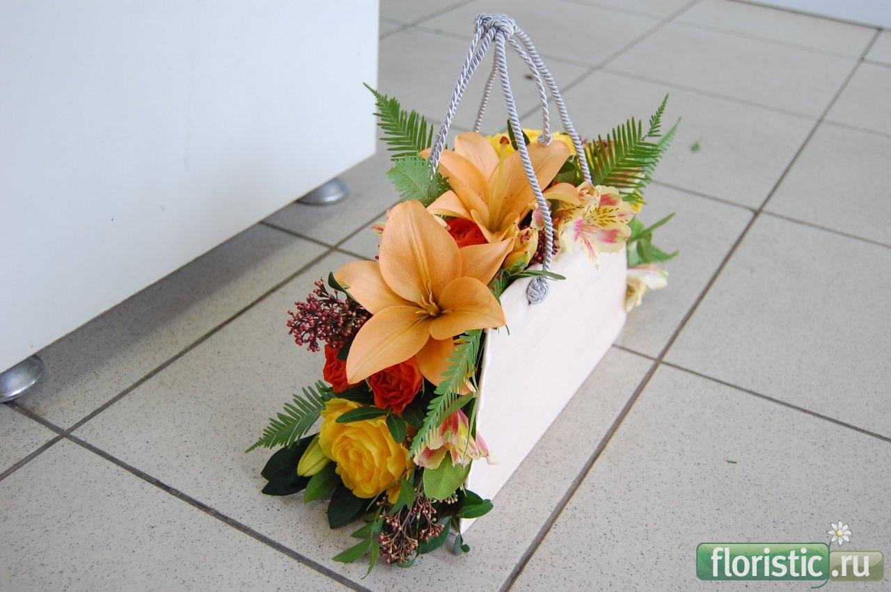 Каркасы флористические своими руками